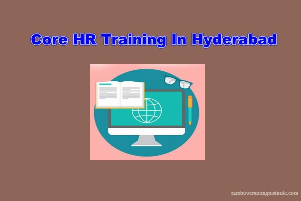 HR Online Training   Core HR Training   HR Training in Hyderabad